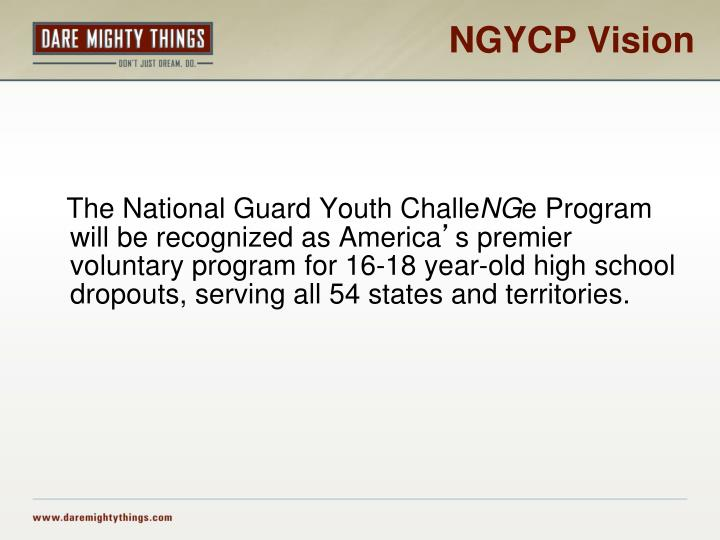NGYCP Vision