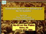 no till on the plains salina ks january 26 27 2004