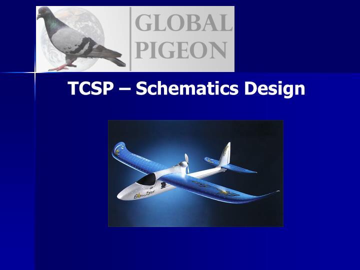 TCSP – Schematics Design