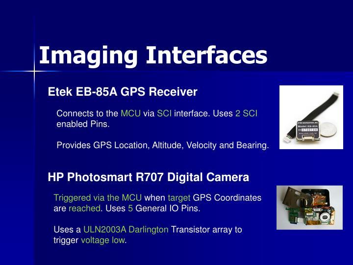 Imaging Interfaces