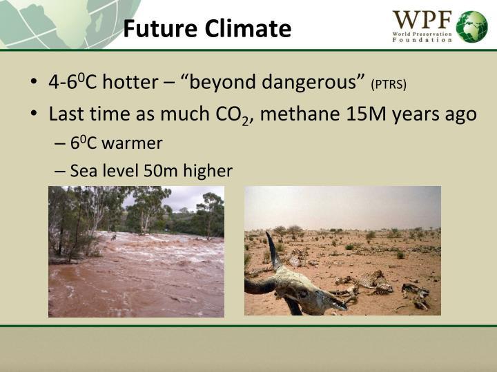 Future Climate
