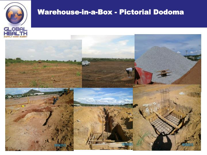 Warehouse-in-a-Box - Pictorial Dodoma