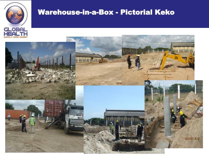 Warehouse-in-a-Box - Pictorial Keko
