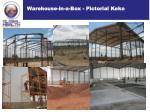 warehouse in a box pictorial keko1