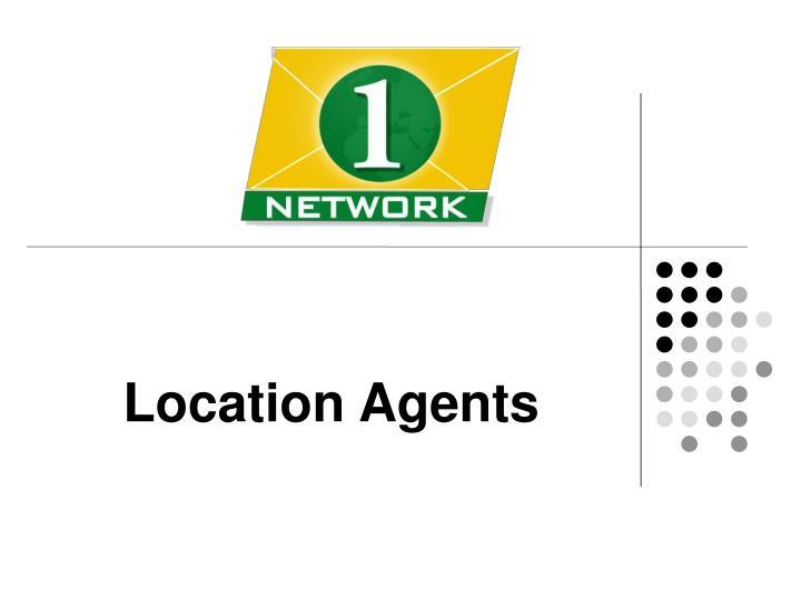 Location Agents