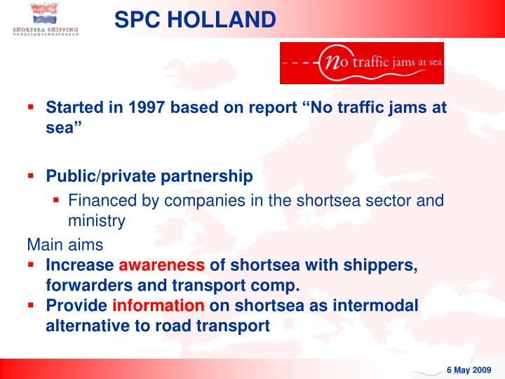 SPC HOLLAND