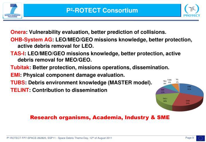 P²-ROTECT Consortium
