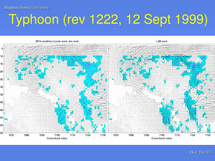 Typhoon (rev 1222, 12 Sept 1999)