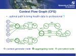 context flow graph cfg