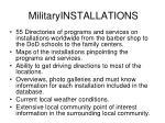 militaryinstallations