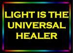 light is the universal healer