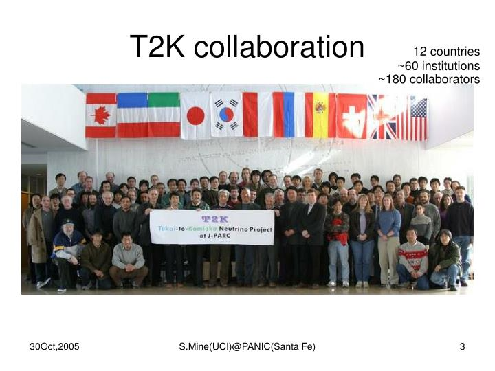 T2K collaboration