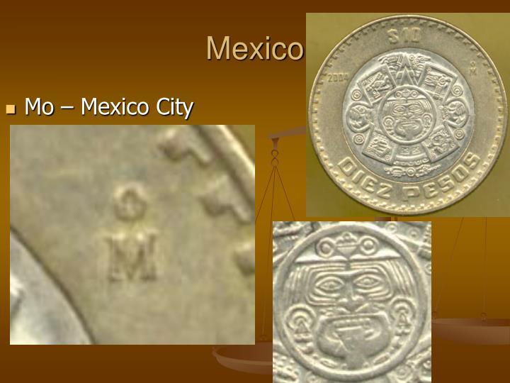 Mo – Mexico City
