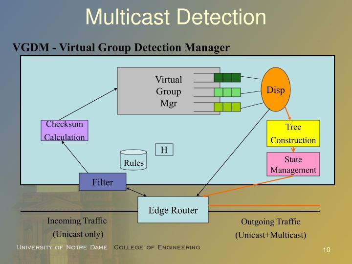 Multicast Detection