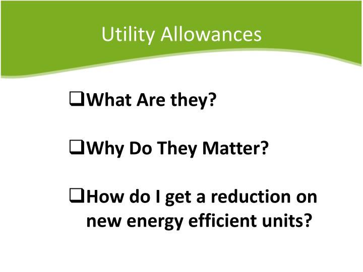 Utility