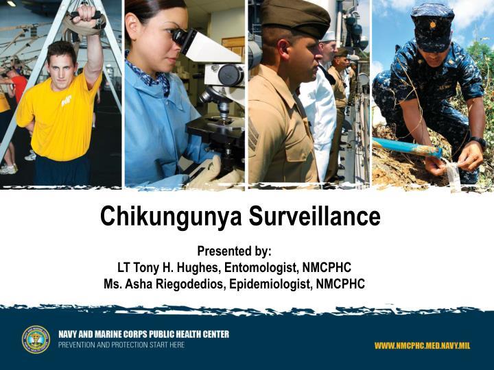Chikungunya Surveillance