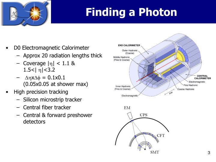 Finding a Photon