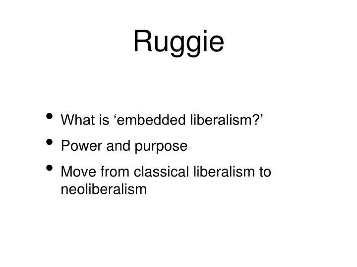 Ruggie
