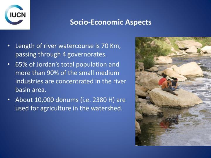 Socio-Economic Aspects