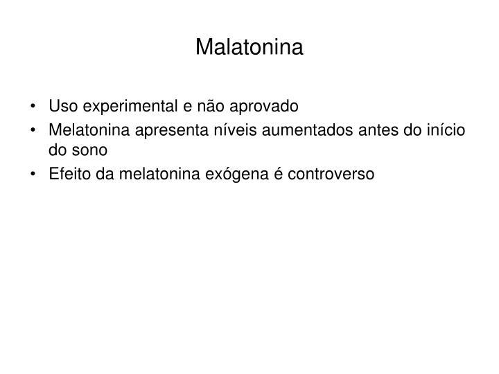 Malatonina