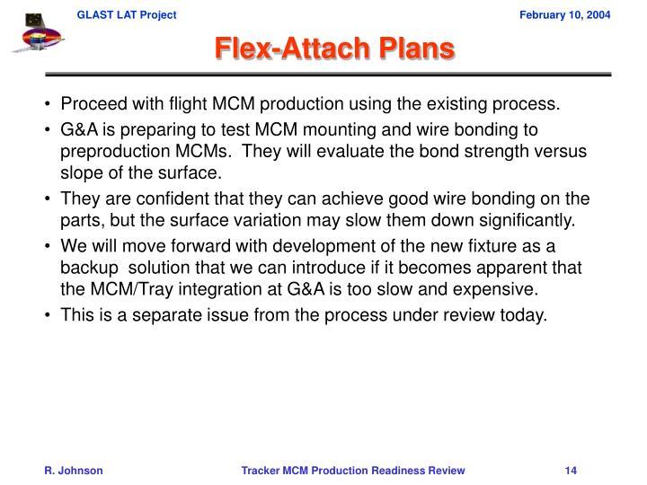 Flex-Attach Plans