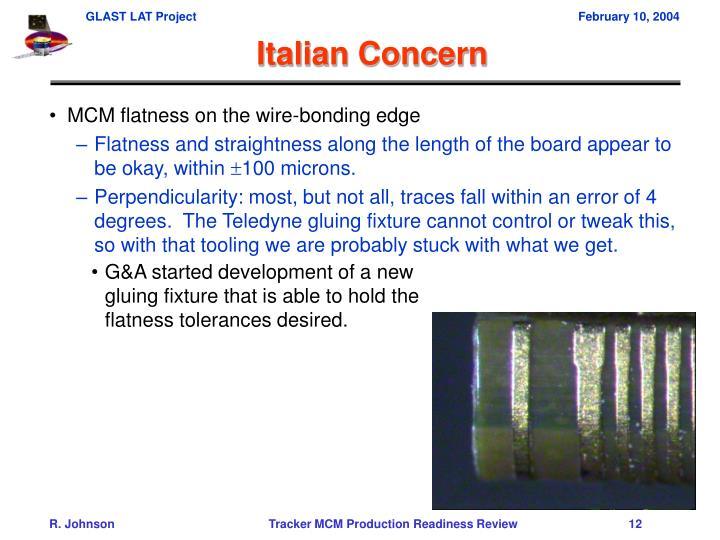 Italian Concern