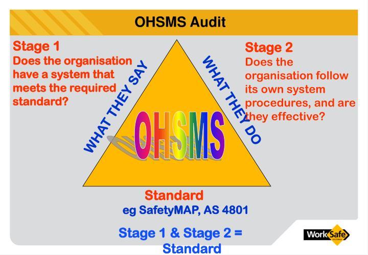 OHSMS Audit