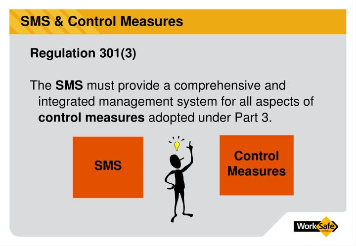 SMS & Control Measures