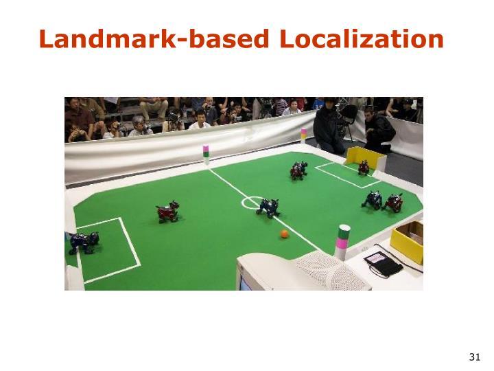 Landmark-based Localization