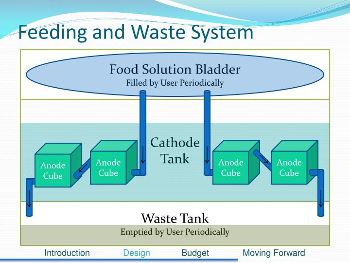 Feeding and Waste System