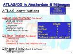 atlas d0 in amsterdam nijmegen