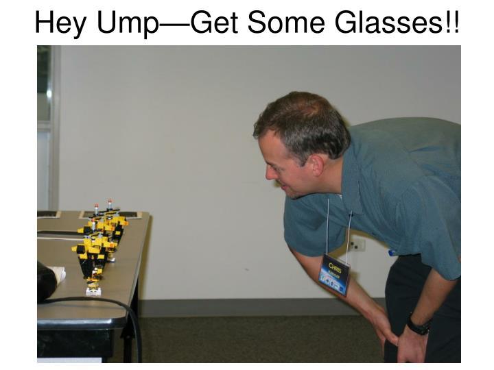 Hey Ump—Get Some Glasses!!
