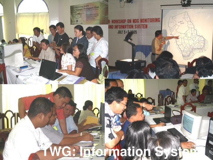 TWG: Information System