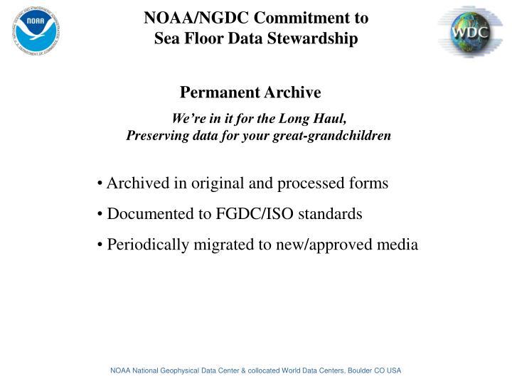 Permanent Archive