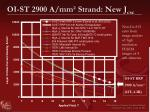 oi st 2900 a mm strand new j csc