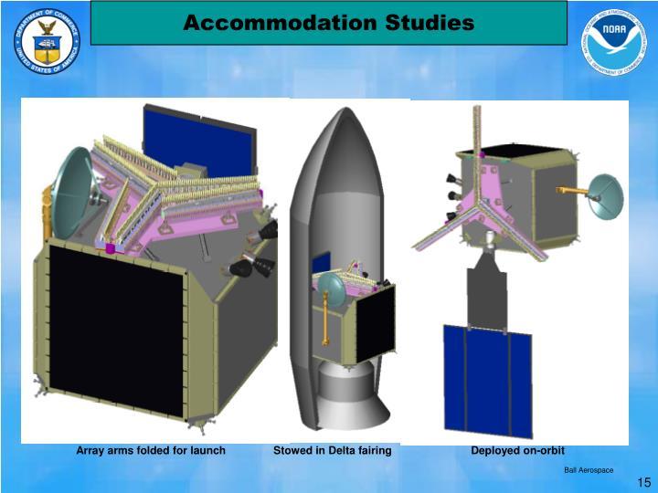 Accommodation Studies