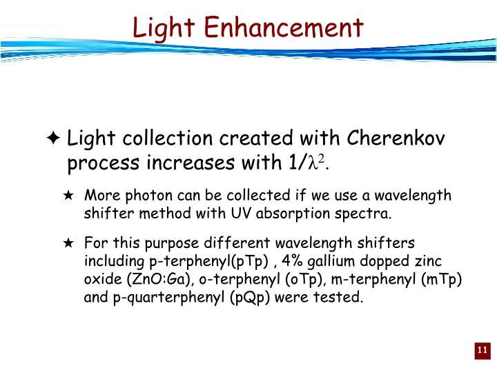 Light Enhancement