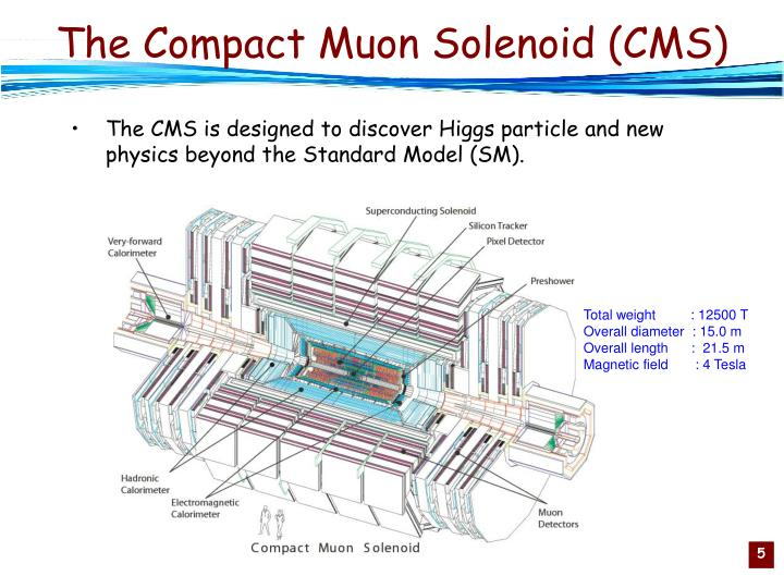 The Compact Muon Solenoid (CMS)