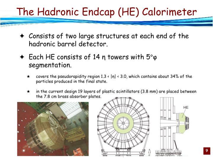 The Hadronic Endcap (HE) Calorimeter