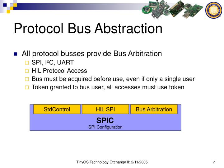 Protocol Bus Abstraction