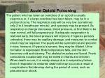 acute opioid poisoning