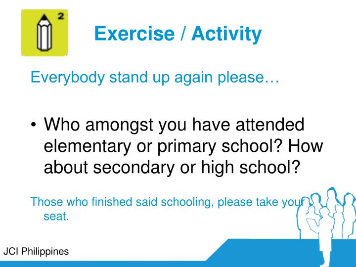 Exercise / Activity