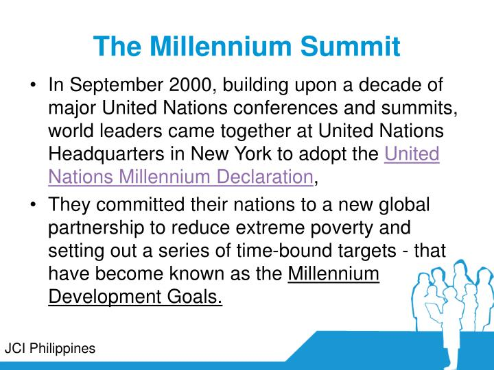 The Millennium Summit