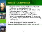 pipeline fundamentals