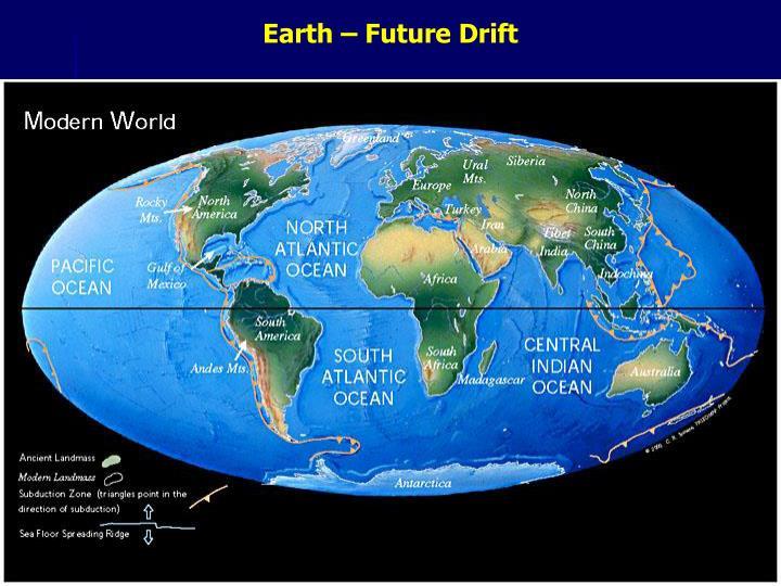 Earth – Future Drift