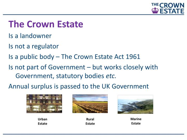 The Crown Estate