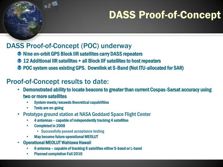 DASS Proof-of-Concept