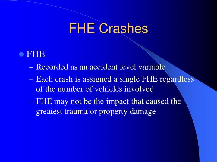 FHE Crashes