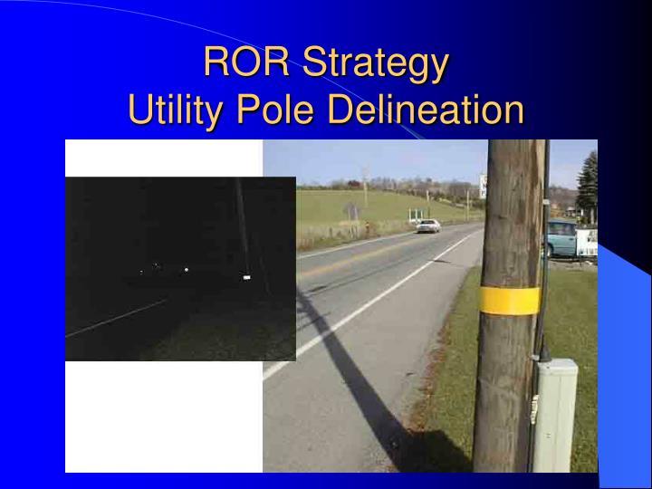 ROR Strategy