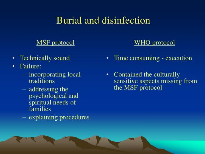 MSF protocol
